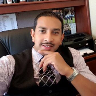 <center>Reggie Kumar</center>
